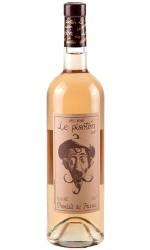 Magnum Pisoton rosé 2017 Domaine le Castelet