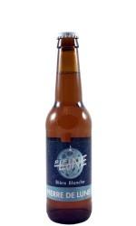 Bière Pleine Lune PIERRE DE LUNE BLANCHE 4.8°75cl