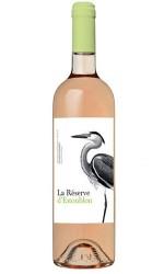 La Réserve d'Estoublon rosé 2018 bio