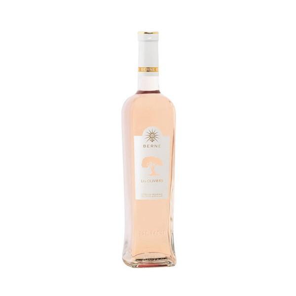 Berne rosé Les Oliviers 2018