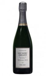Champagne Leclerc Briant brut 2009 bio