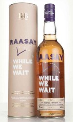 RAASAY WHILE WE WAIT 46° 70cl
