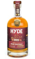 Hyde N°4 Single Malt 6 ans Rum Finish 46° 70cl