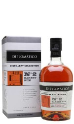 Rhum Diplomatico Collection N°2 Barbet Rum 70cl 47°