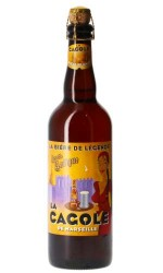 "La Cagole 75cl ""La Blonde""  4.7%vol"