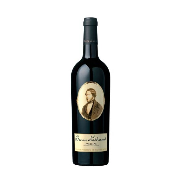 Rothschild : Pauillac Baron Nathaniel 2015