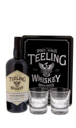 Coffret 2 verres Whisky Teeling small batch  46°