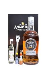 Coffret Rhum Angostura 1919 + 2 verres