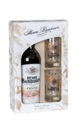 Coffret Pastis Bardouin 70cl + 2 Verres