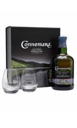 Connemara coffret 2 verres Distiller's Edition 43°