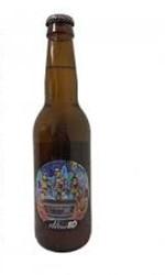 Bière Pirati Sancti blonde lager 5° Pirates du Clain