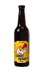 Bière Craint Degun blonde 75cl