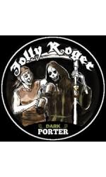 Bière Jolly Roger noire 5.9° Pirates du Clain