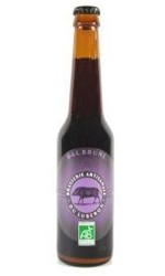 Bière Brune Brasserie du Luberon bio 33cl