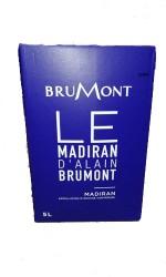 Bib 5 L rouge AOP MADIRAN Brumont